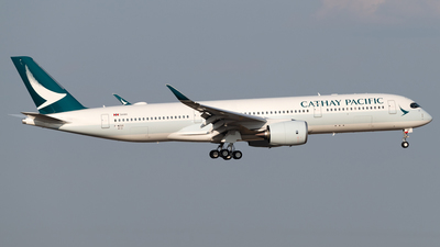 A picture of FWZGE - Airbus A350 - Airbus - © DN280