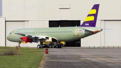 F-WWBZ - Airbus A320-251N - Flyadeal