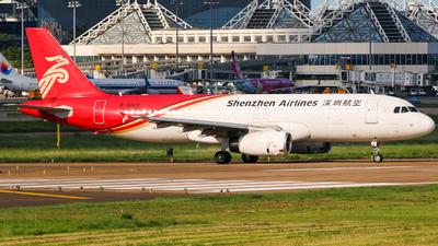 B-6613 - Airbus A320-232 - Shenzhen Airlines