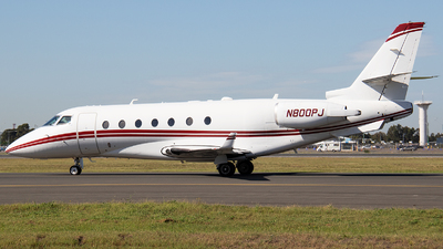 N800PJ - IAI 1126 Galaxy - Private