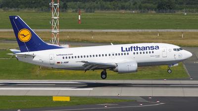 D-ABIF - Boeing 737-530 - Lufthansa