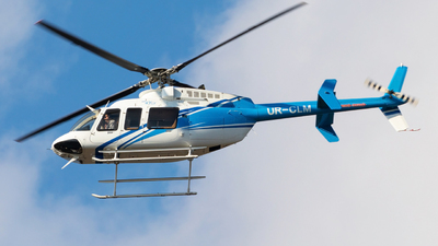 UR-CLM - Bell 407GX - Private