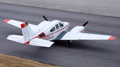 N550LE - Beechcraft 95-A55 Baron - Private