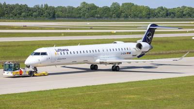D-ACNH - Bombardier CRJ-900LR - Lufthansa CityLine