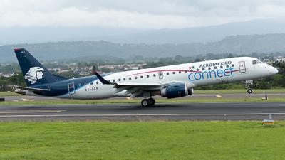 XA-GAH - Embraer 190-100IGW - Aeromexico Connect