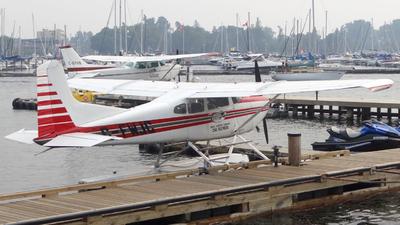 C-FWJC - Cessna 180K Skywagon - Air Hart Aviation
