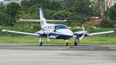 HK-5076 - Cessna T303 Crusader - AeroPaca
