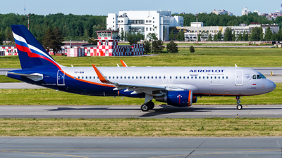 A picture of VPBIW - Airbus A320214 - Aeroflot - © Alexander Lebedev