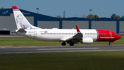 A picture of LNDYN - Boeing 7378JP - [39006] - © Jevgeni Ivanov