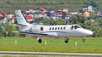 A picture of 4XCZD - Cessna 551 Citation IISP - [5510117] - © Stefan Alexandru