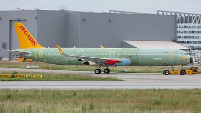 D-AVYJ - Airbus A321-251NX - Pegasus Airlines
