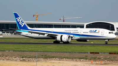 JA883A - Boeing 787-9 Dreamliner - All Nippon Airways (ANA)