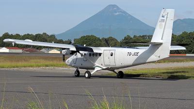 TG-JCE - De Havilland Canada DHC-6-300 Twin Otter - Aero Ruta Maya
