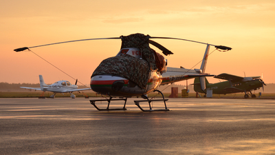 A picture of EW355EH - Airbus Helicopters H125 - [5773] - © Aleksandr Aleksandrovich