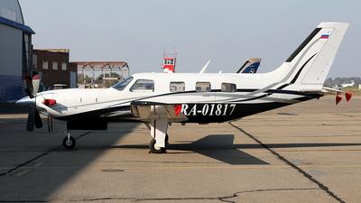 RA-01817 - Piper PA-46-500TP Malibu Meridian - Private