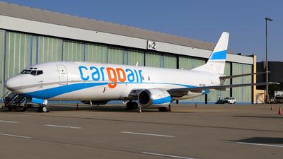 LZ-CGW - Boeing 737-46J - Cargoair