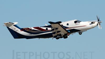 A picture of N475MJ - Pilatus PC12/47E - [1475] - © Agustin Anaya