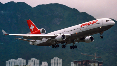 HB-IWE - McDonnell Douglas MD-11 - Swissair