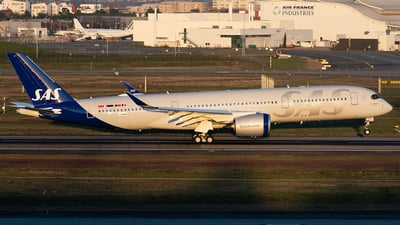 A picture of FWZHH - Airbus A350 - Airbus - © DN280