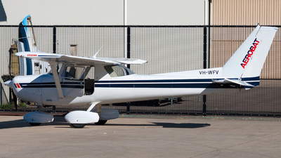 VH-WFV - Cessna 152 - Private