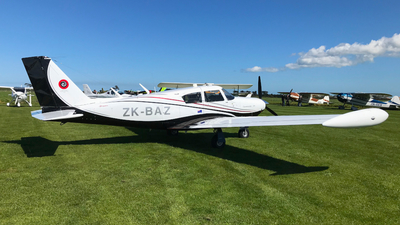 ZK-BAZ - Piper PA-24-250 Comanche - Private
