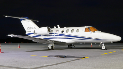 N525LX - Cessna 525 CitationJet 1 - Lanier Flight Center