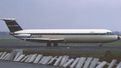 G-AVMP - British Aircraft Corporation BAC 1-11 Series 510ED - British European Airways (BEA)