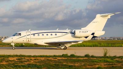 F-HJLP - Embraer EMB-550 Praetor 600 - Luxwing