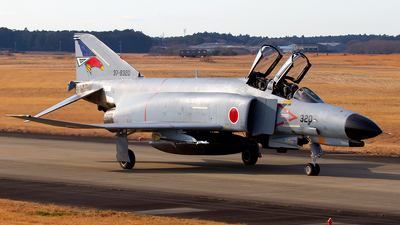 37-8320 - McDonnell Douglas F-4EJ Kai - Japan - Air Self Defence Force (JASDF)