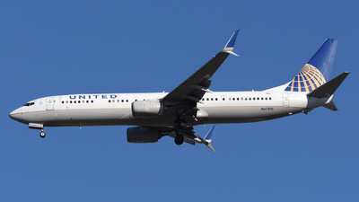 A picture of N67815 - Boeing 737924(ER) - United Airlines - © DJ Reed - OPShots Photo Team