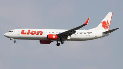 PK-LPY - Boeing 737-9GPER - Lion Air