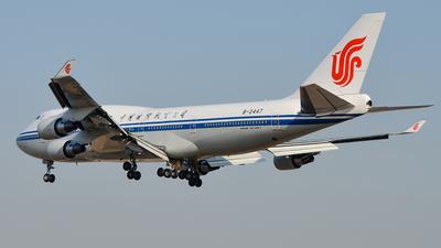 B-2447 - Boeing 747-4J6 - Air China