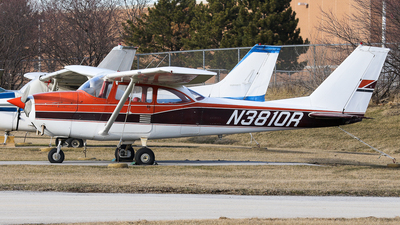 A picture of N3810R -  - [] - © BaszB