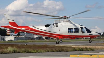 TG-NOV - Agusta-Westland AW-109SP GrandNew - Private