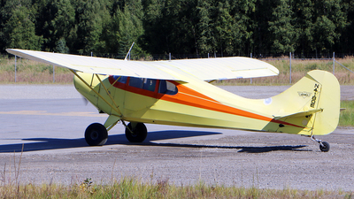 N4180E - Aeronca 11CC Super Chief - Private