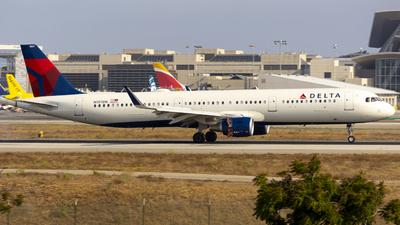 N107DN - Airbus A321-211 - Delta Air Lines
