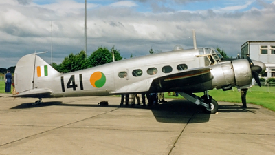 141 - Avro Anson C.19 - Ireland - Air Corps