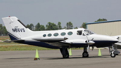 N86VS - Cessna 414 - Private
