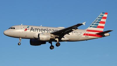 N733UW - Airbus A319-112 - American Airlines