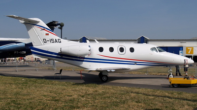 D-ISAG - Hawker Beechcraft 390 Premier I - Private