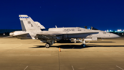 162469 - McDonnell Douglas F/A-18A Hornet - United States - US Marine Corps (USMC)