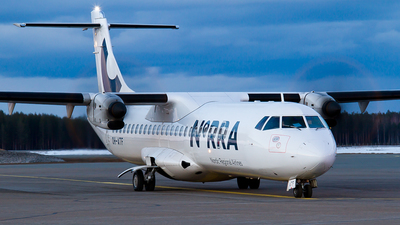 OH-ATF - ATR 72-212A(500) - Nordic Regional Airlines NORRA