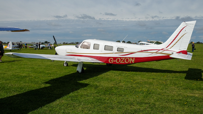 G-OZON - Piper PA-32R-301T Saratoga II TC - Private