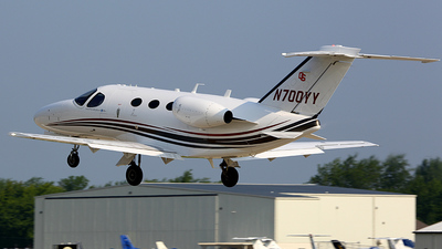N700YY - Cessna 510 Citation Mustang - Private
