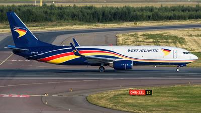 G-NPTB - Boeing 737-83N(BCF) - West Atlantic Airlines