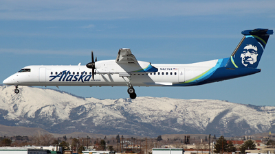 N427QX - Bombardier Dash 8-Q402 - Alaska Airlines (Horizon Air)