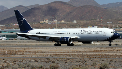 I-BPAD - Boeing 767-3X2(ER) - Blue Panorama Airlines