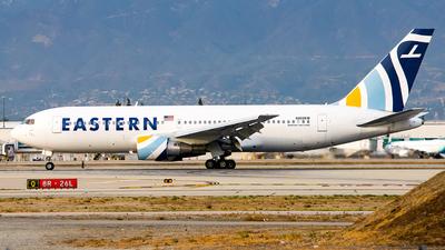N602KW - Boeing 767-238(ER) - Eastern Air Lines