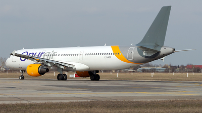 LY-VEG - Airbus A321-211 - Onur Air