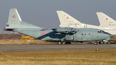 10 - Antonov An-12BK - Russia - Air Force